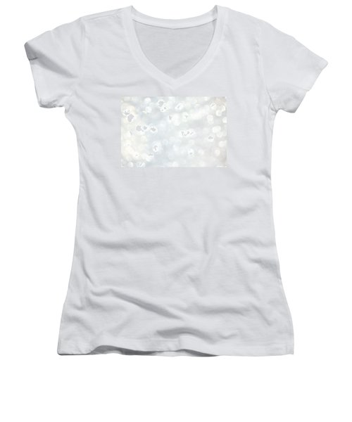 Just Like Heaven Women's V-Neck