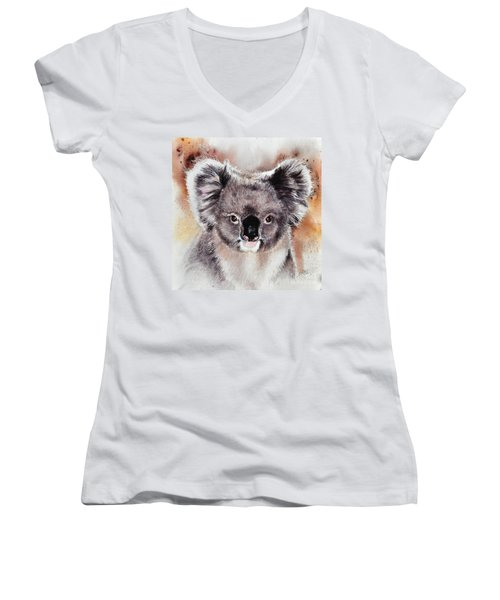 Koala  Women's V-Neck T-Shirt
