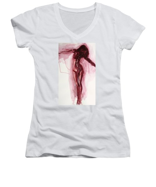 Learning To Fly Women's V-Neck
