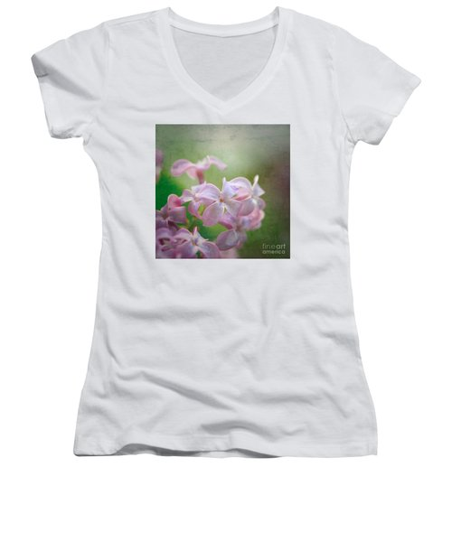 Lilac Dreaming  Women's V-Neck