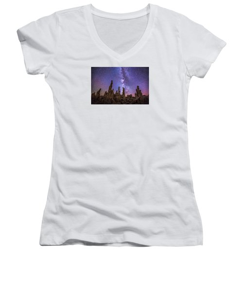 Lost Planet Women's V-Neck