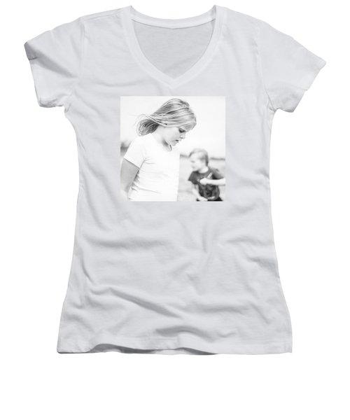 Love Them Women's V-Neck T-Shirt