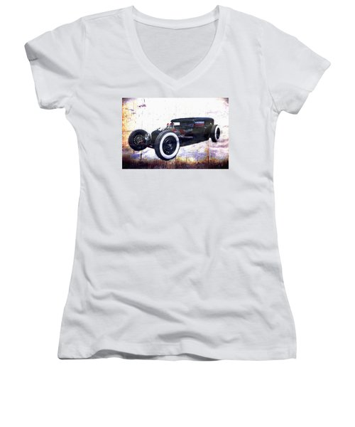 Low Boy V3.0 Women's V-Neck (Athletic Fit)