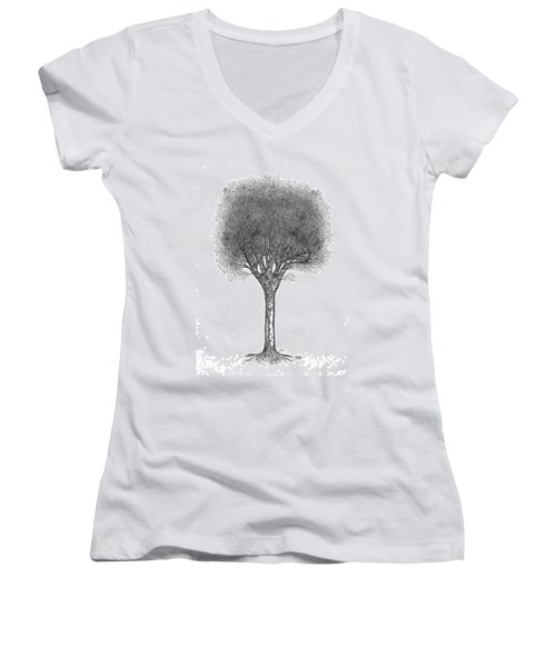 May '12 Women's V-Neck (Athletic Fit)