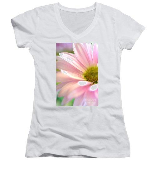 Miss Daisy Women's V-Neck T-Shirt