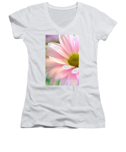 Miss Daisy Women's V-Neck T-Shirt