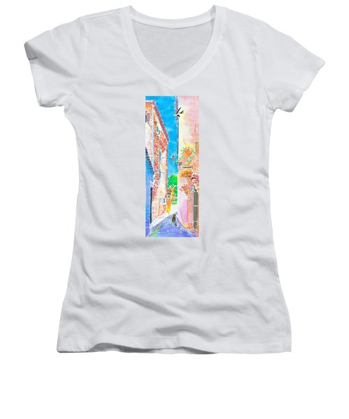 Morning Air  Women's V-Neck