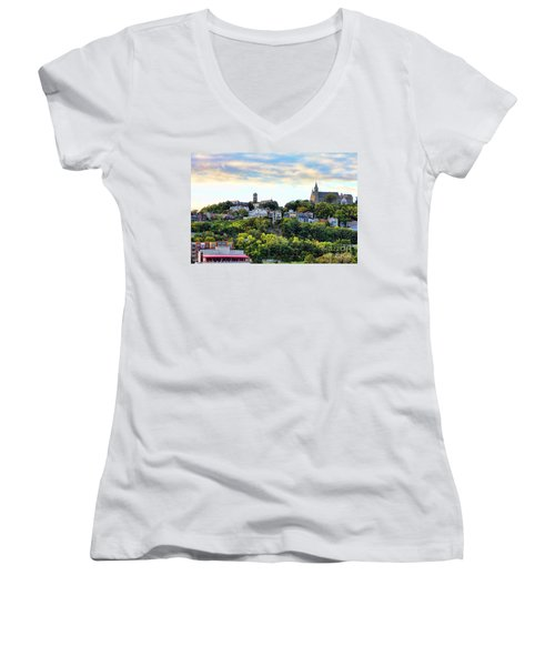 Mt Adams 9907 Women's V-Neck T-Shirt