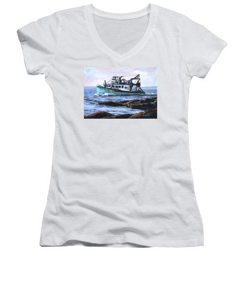 Mystique Lady Women's V-Neck T-Shirt