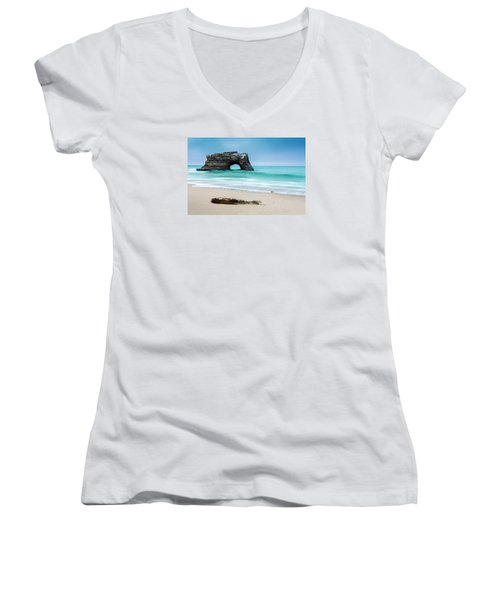 Natural Bridges Women's V-Neck