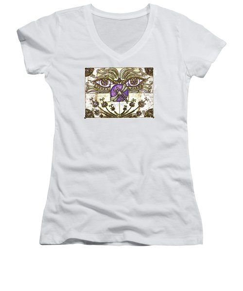 Oh My Sweet Women's V-Neck (Athletic Fit)