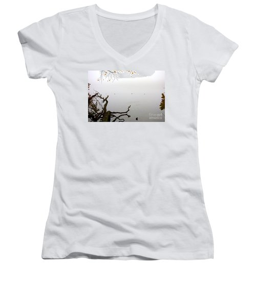 On The Horizon  Women's V-Neck