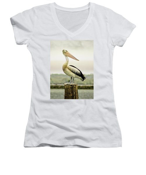 Pelican Poise Women's V-Neck
