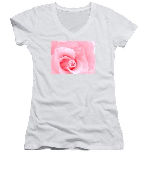 Love Me Tender Women's V-Neck T-Shirt