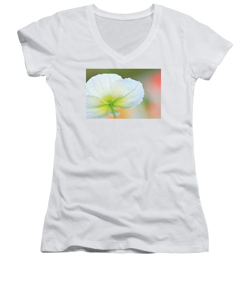 Poppy Women's V-Neck