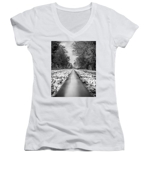 Rail Way Women's V-Neck