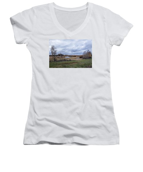 Refuge No 1 Women's V-Neck