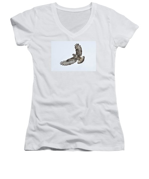 Roughy  Women's V-Neck (Athletic Fit)