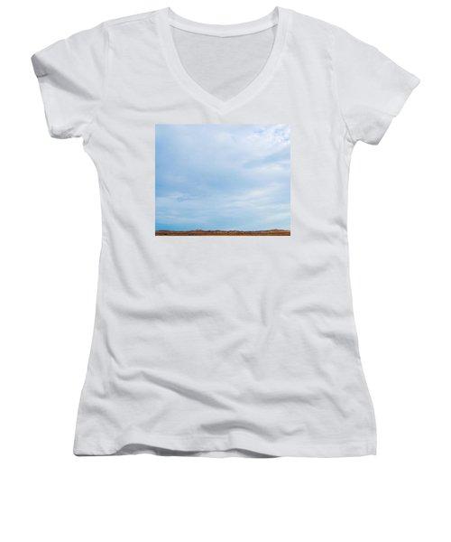 Skyward Women's V-Neck T-Shirt