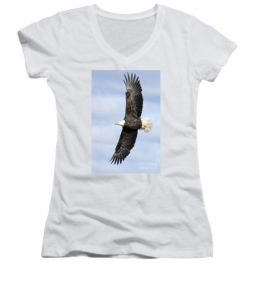 Soaring Eagle Women's V-Neck