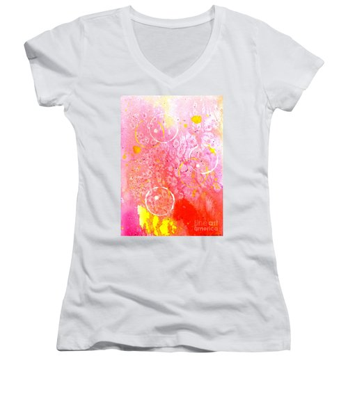 Spirit Dance Women's V-Neck T-Shirt