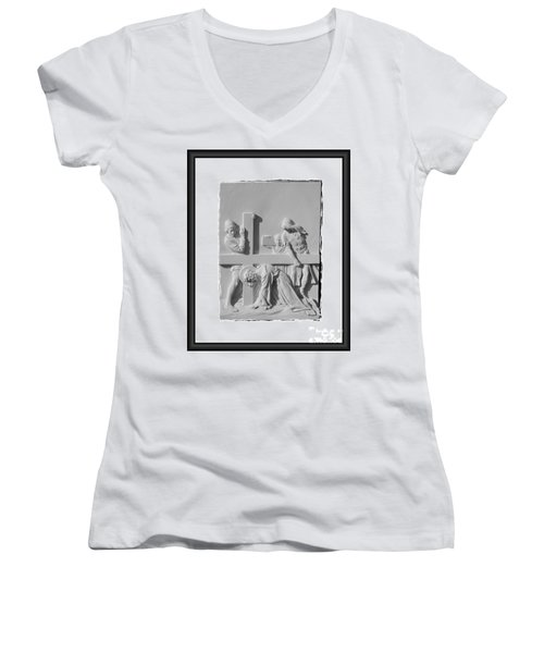 Station V I I Women's V-Neck (Athletic Fit)