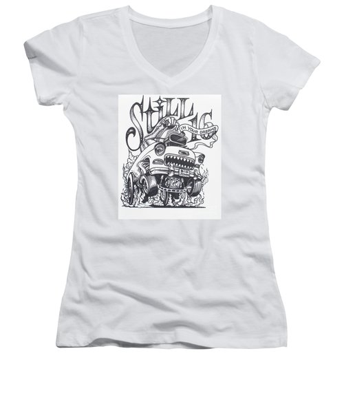 Still 16 In Your Mind Women's V-Neck