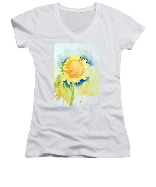 Sunflower 1 Women's V-Neck