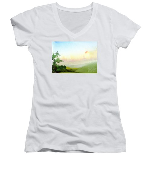 The Dawn Women's V-Neck