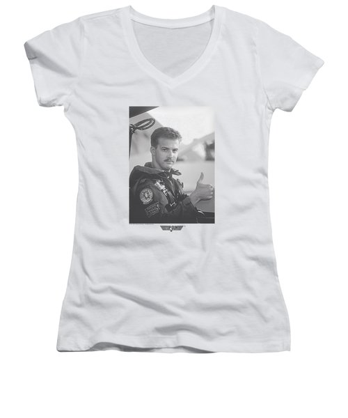 Top Gun - My Wingman Women's V-Neck T-Shirt