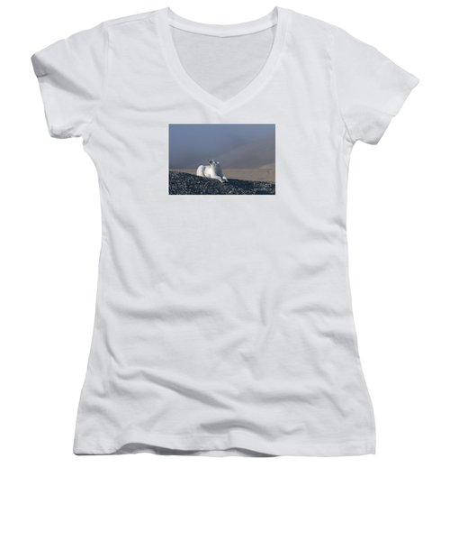 Total Bliss.. Women's V-Neck