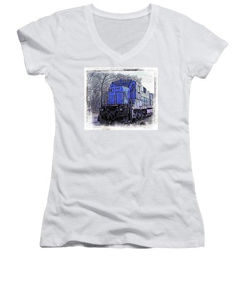 Train Series Women's V-Neck