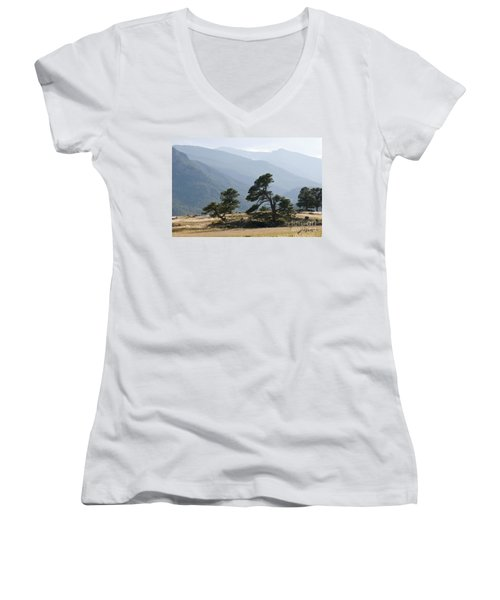 Twisted Pines Women's V-Neck (Athletic Fit)
