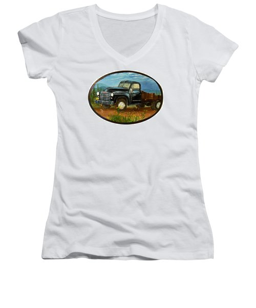Uncle Mac's Pride Women's V-Neck