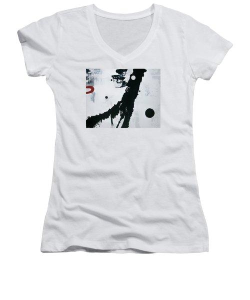 Unfinished Business Women's V-Neck T-Shirt