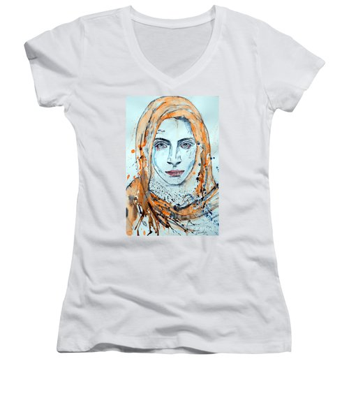 Untitled 10 Women's V-Neck T-Shirt