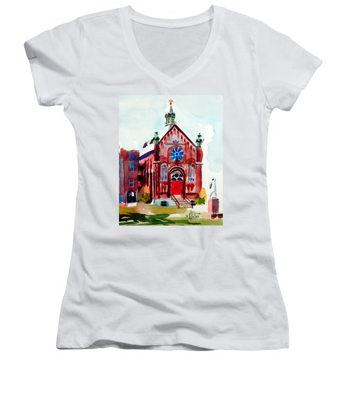 Ursuline II Sanctuary Women's V-Neck
