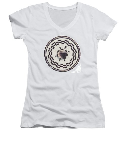 Wampum I Women's V-Neck