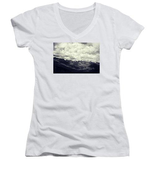 Whipped Cream Women's V-Neck T-Shirt
