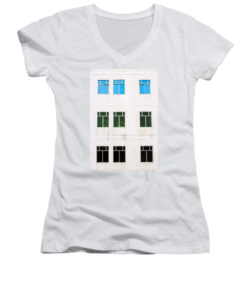 Windows 9 Women's V-Neck