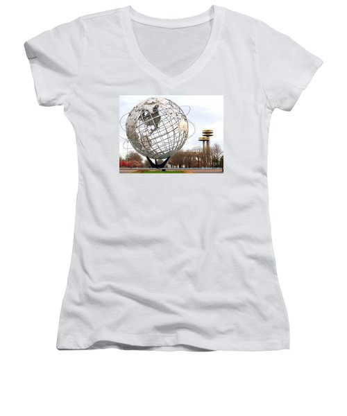 Yesterdays Glory Women's V-Neck T-Shirt