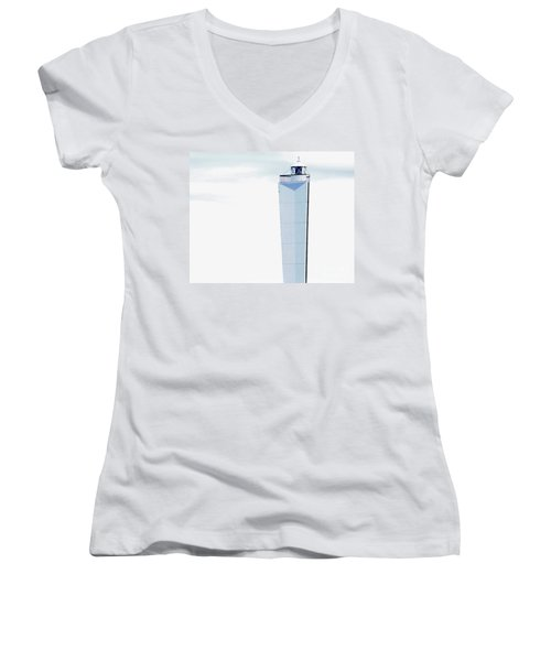 Into The Blue Women's V-Neck (Athletic Fit)
