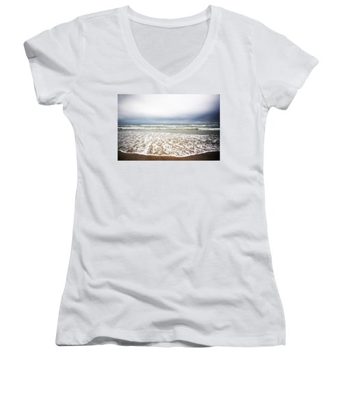 Best Of The Beach Women's V-Neck