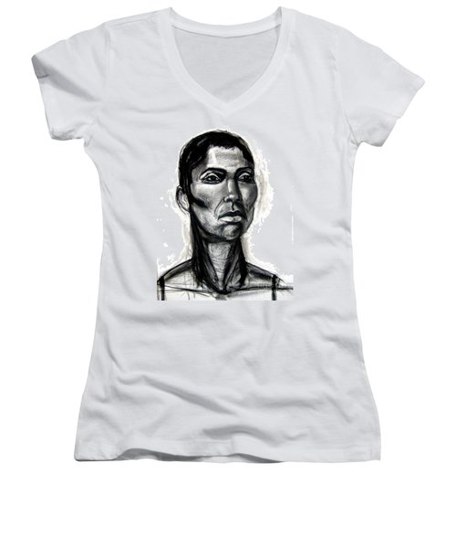 Head Study Women's V-Neck