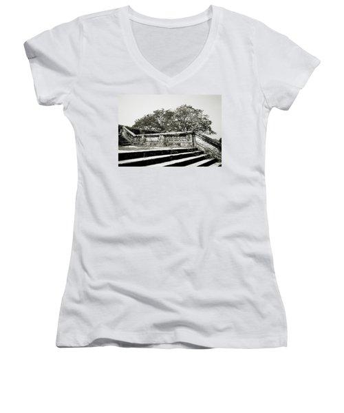 Hue  Women's V-Neck T-Shirt