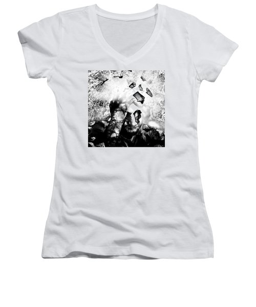 Illuminator II Women's V-Neck T-Shirt