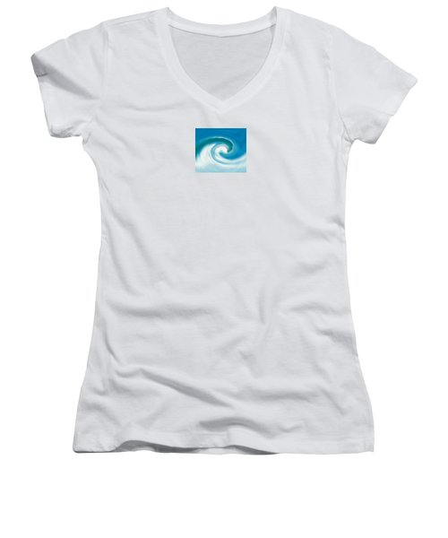 PAC Women's V-Neck