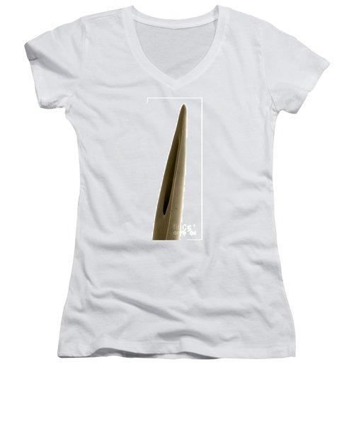 Rattlesnake Fang, Sem Women's V-Neck T-Shirt