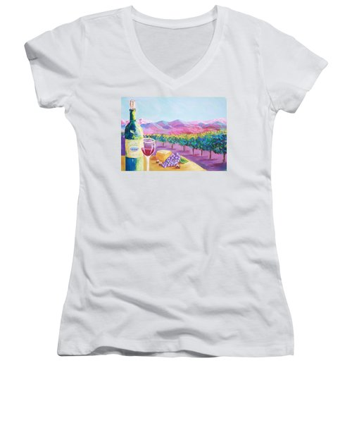 St. Clair Women's V-Neck
