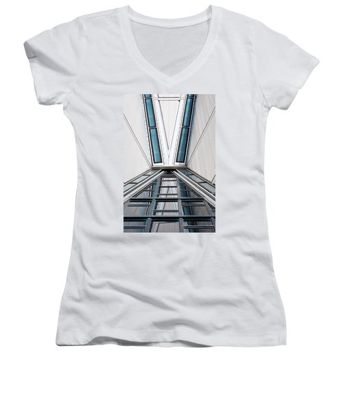 Structure Reflections Women's V-Neck